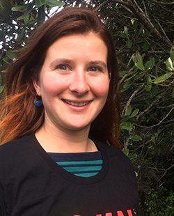Kayleigh Appleton Zero Waste Events Advisor